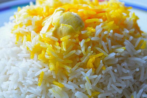 پخت برنج طارم